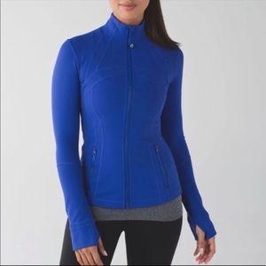 Royal Blue Lululemon Define Jacket Size 6